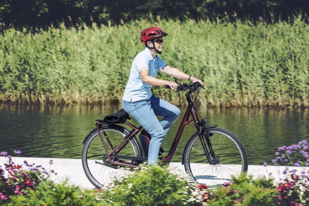 Fahrrad Senioren